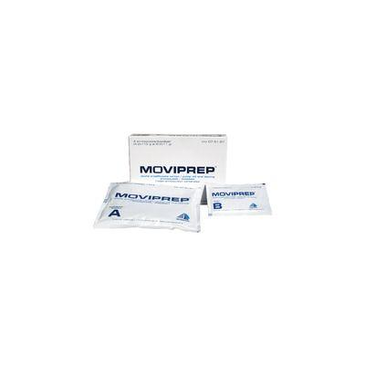 MOVIPREP jauhe oraaliliuosta varten (annospussi)1x(2+2)