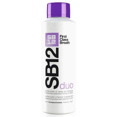 SB12 DUO SUUVESI 500 ml
