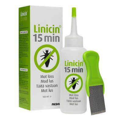 LINICIN SOLUTION + KAMPA X100 ML