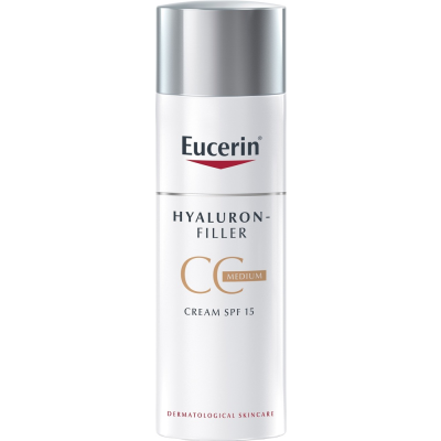 Eucerin HYALURON-FILLER CC CreamMed. 50 ml