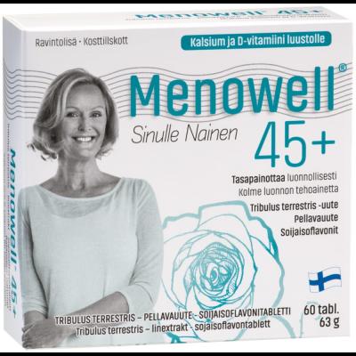 MENOWELL 45+ X60 TABL / 63 G