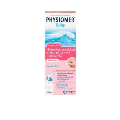 PHYSIOMER BABY MIST 115 ML