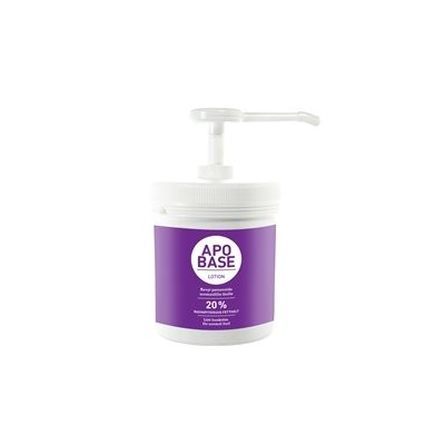 APOBASE LOTION PUMPPUPULLO 20 % X1000 ML