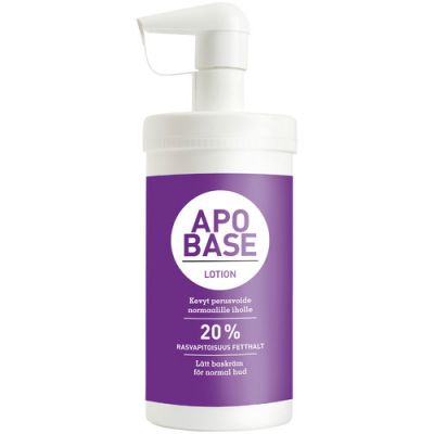 APOBASE LOTION PUMPPUPULLO 20 % X440 ML