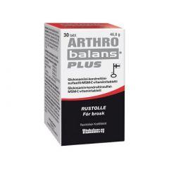 Arthrobalans Plus X30 tabl