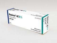 BASIRON AC 5 % geeli 40 g