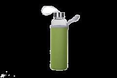 ECOfeel Lasijuomapullo vihreä 550 ml