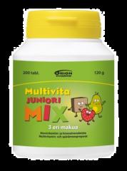 MULTIVITA JUNIORI MIX MONIVITAMIINI 200 PURUTABL