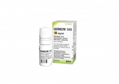 LECROLYN SINE 40 mg/ml silmätipat, liuos 10 ml