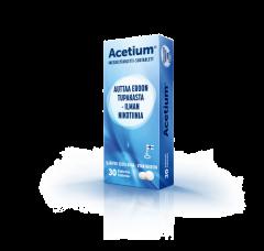 Acetium imeskelytabletti 30 kpl